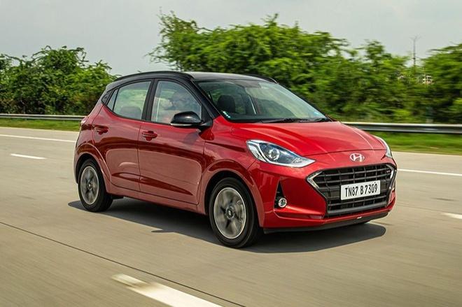 Hyundai i10 2021 All New
